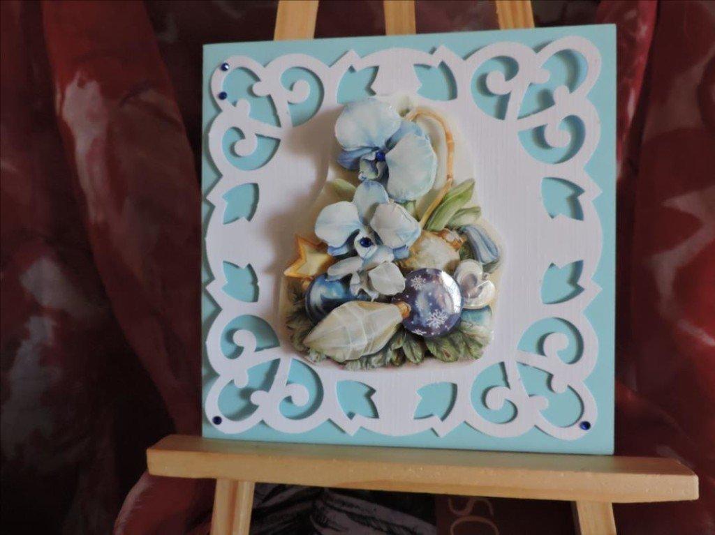 Carte 3D - Voeux 2018-Orchidées bleutées-DSCN0802
