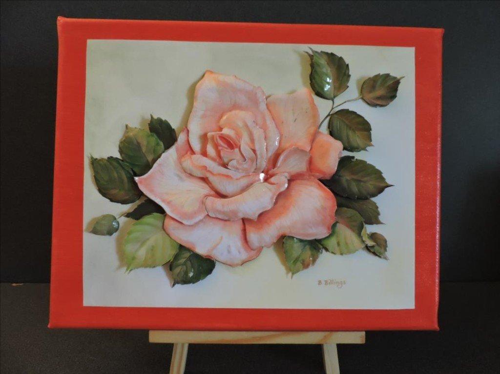 Noël 2017 - Roses rose-DSCN0747
